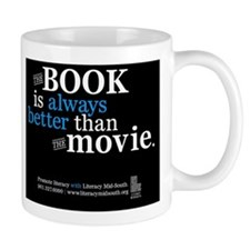 The Book Is Always Better Than The Movi Mug