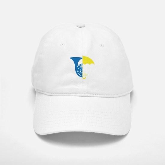 HIMYM French Umbrella Baseball Baseball Cap