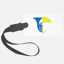 HIMYM French Umbrella Luggage Tag