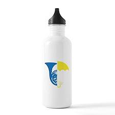 HIMYM French Umbrella Water Bottle