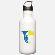 HIMYM French Umbrella Water Bottle