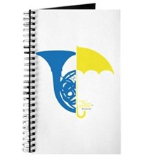HIMYM French Umbrella Journal