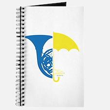 HIMYM French Umbrella Journal