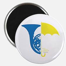 HIMYM French Umbrella Magnet