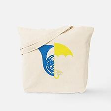 HIMYM French Umbrella Tote Bag