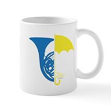 Trumpet Umbrella Mug
