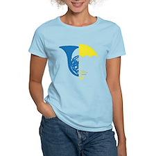 Trumpet Umbrella T-Shirt
