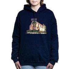 Cheese Steak Women's Hooded Sweatshirt