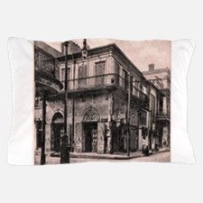 French Quarter Absinthe House Pillow Case