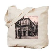 French Quarter Absinthe House Tote Bag