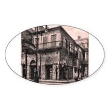 French Quarter Absinthe House Decal