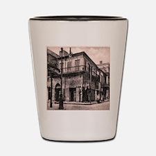 French Quarter Absinthe House Shot Glass