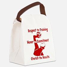 CHERISH WP Canvas Lunch Bag
