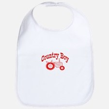 Country Tractor Bib
