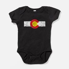 Funny Colorado springs Baby Bodysuit