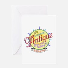 Authentic Antique Greeting Cards