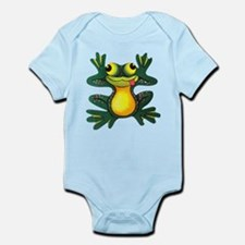 Silly Frog Body Suit