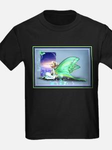 Luna Moth Girl T