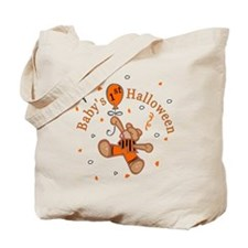 Baby Boy's 1st Halloween  Tote Bag