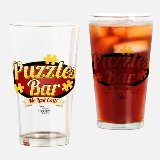 himym Drinking Glass