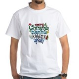 Merry chrismukkah Mens Classic White T-Shirts