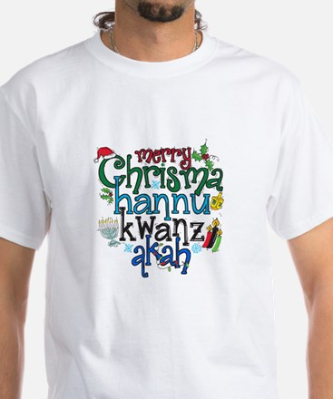 Merry Chrismahannukwanzakah T-Shirt