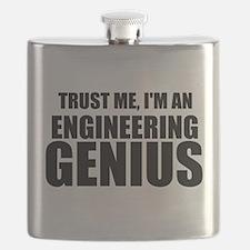 Trust Me, I'm An Engineering Genius Flask