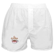 HOT COFFEE Boxer Shorts