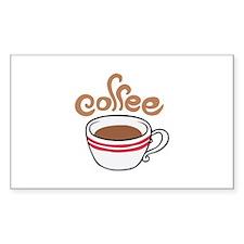 HOT COFFEE Decal