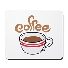 HOT COFFEE Mousepad