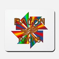 Bacon Rocks Mousepad