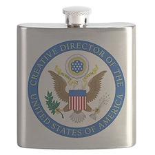 CD of the USA2 Flask