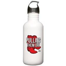 HIMYM Red Boots Water Bottle