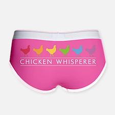 Chicken Whisperer Women's Boy Brief
