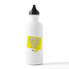 HIMYM Met Ted Water Bottle