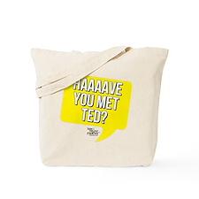 HIMYM Met Ted Tote Bag