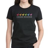 Chicken Women's Dark T-Shirt