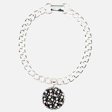 Festive Bingo Balls Bracelet