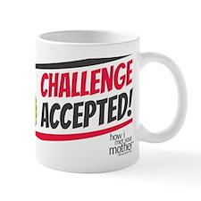 Challenge Excepted Mug