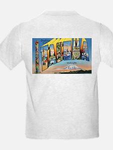 Wausau Wisconsin Greetings T-Shirt