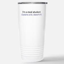 Cool Med student Travel Mug
