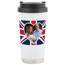 Unique Royal Travel Mug