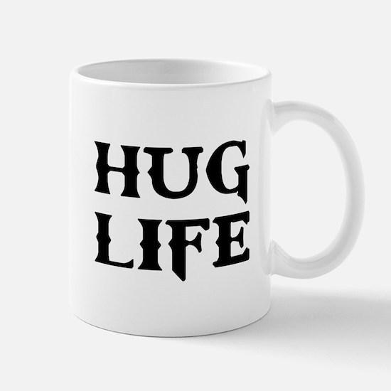 Hug Life Thug Life Mugs