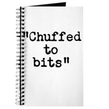 Chuffed to bits Journal