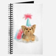 Birthday Yorkie Journal