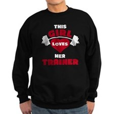 Cute Gym Sweatshirt