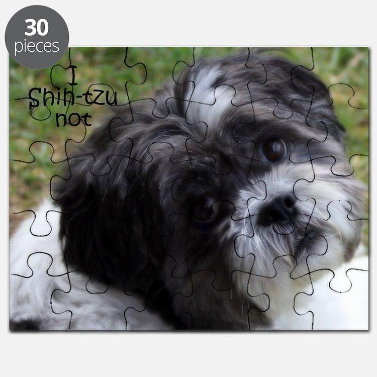 I Shih-Tzu Not Puzzle