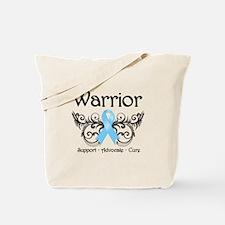 Prostate Cancer Warrior Tote Bag