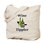 Wine Tippler Tote Bag