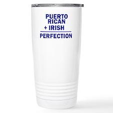 Cute Half irish Travel Mug